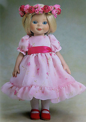 "Betsy McCaLL FAMILY-LINDA MCCALL""PARTY DRESS LINDA ""NRFB Tonner VINTAGE 2000"