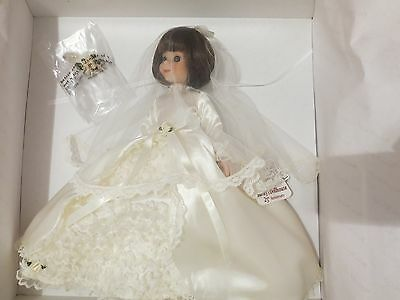 "14"" Tonner ""MEMORIES"" BETSY MCCALL A 25 YEAR LMT ED Bride Doll NRFB"