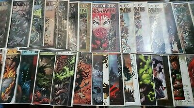 Curse of the Spawn (Image) COMPLETE SET (1-29) USBAGGED AND BOARDED