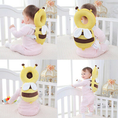 Baby Head Protection Pillows Infant Toddler Headrest Backpack Soft Pillows Cute