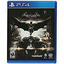 Batman: Arkham Knight - Sony PlayStation 4 PS4