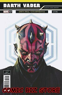 Star Wars Darth Vader #17 (2018) 1St Printing Reis Galactic Icon Variant Cover