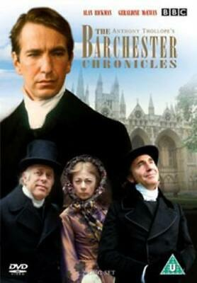 Barchester Chronicles =Region 2 DVD,sealed=