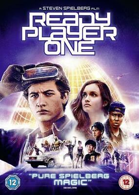 Ready Player One <Region 2 DVD, sealed>