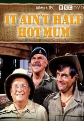 It Ain't Half Hot Mum Series 1 to 8 Complete Collection <Region 2 DVD, sealed>