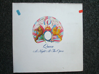 Disque 33T Queen  The Night At The Opera  1975
