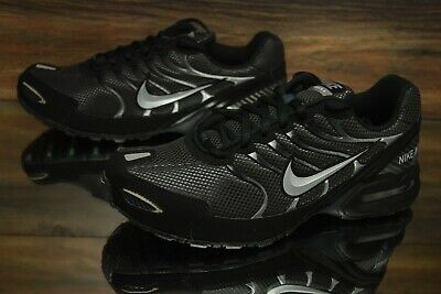 7770cf3f14f253 Nike Air Max Torch 4 Running Shoes Black Anthracite 343846-002 Mens Size  9.5 NEW