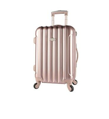 Kensie Rose Gold Carry On- Brand New