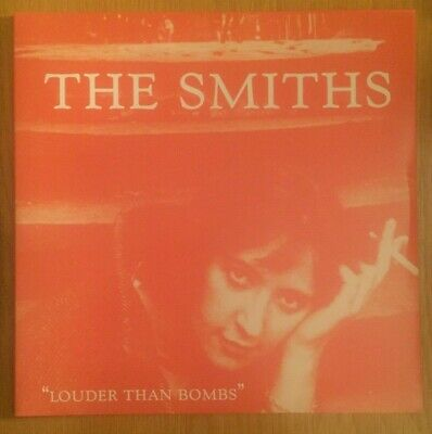 The Smiths – Louder Than Bombs 1st Edition (gatefold sleeve) Mint Condition