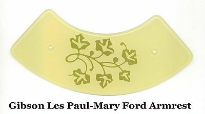Les Paul LP ES-295 Mary Ford Pickguard /& Armrest Combo made for Gibson Project