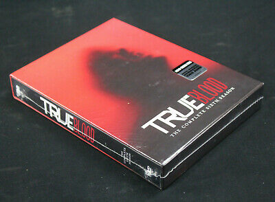 True Blood: The Complete Sixth Season 6 4-Disc DVD Set New/Sealed Region 1 NTSC