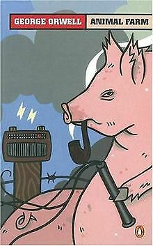 Animal Farm. A Fairy Story (Essential Penguin) by Orw... | Book | condition good