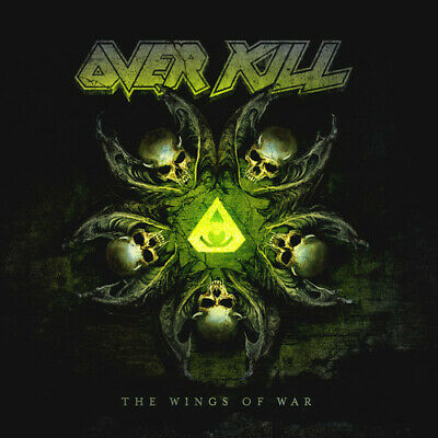 Wings Of War - Overkill (2019, CD NUOVO)