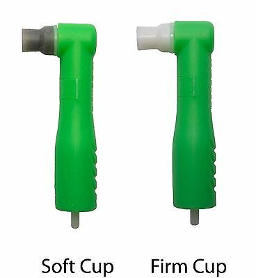 1000 disposable prophy angles firm cup latex free