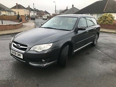 2008 (58) Subaru Legacy 3.0 R Spec-B 4Wd Face Lifted With Si Drive