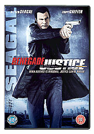 Renegade Justice (DVD, 2007) NEW SEALED