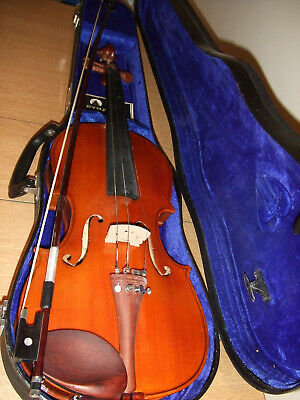 Stentor Student Violin 4/4 With Case And Bow