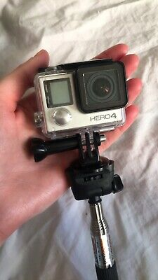 Gopro Hero 4 Silver NEED GONE!