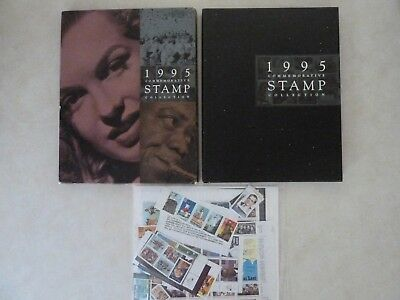 1995 Usps Commemorative Stamp Yearbook/cover/sealed Stamps New Condition