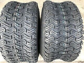 2x 23x10.50-12 4PR Lawn mower Grass cutting Tractor new turf tyres 23 10.50 12