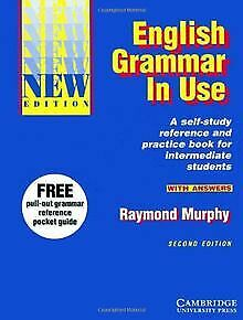 English Grammar in Use with Answers: Reference ... | Book | condition acceptable