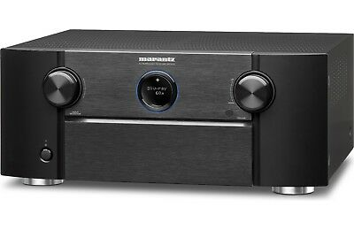 LIMITED TIME OFFER!! Marantz SR7012 9.2 CH 4K w/HEOS, Wi-Fi, Atmos, DTS:X and BT