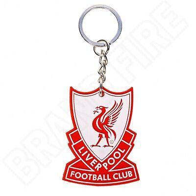 Liverpool Football Club - LFC - Keyring Keychain - Genuine Official Merchandise