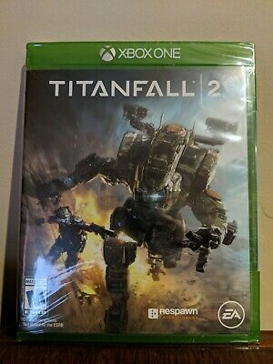 Titanfall 2 Xbox One Brand New and Sealed video game