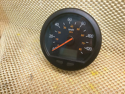 "AMETEK NGI 3 3/4"" Speedometer 80 MPH SCU J1939 CAN Vehicle Data Bus 12VDC"
