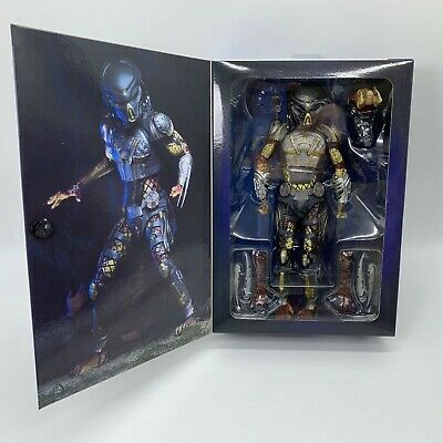 The Predator Fugitive Predator Action Figure ALIEN HUNTER Doll