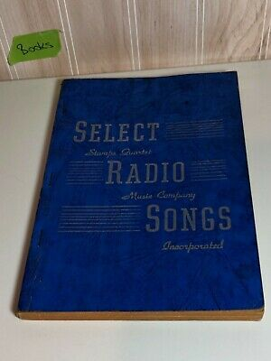 select stamps quartet radio music songs 1946
