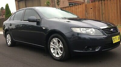 2010 Ford Falcon FG XT Sedan Damage/Mechanical Issue Only