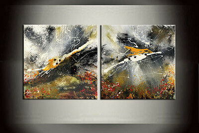 Large Wall Art Set HD Picture Print On Canvas Modern Abstract Painting Decor 164