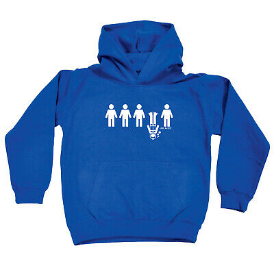 Scuba Diving Kids Childrens Hoodie Hoody Funny - 1 In Every 5 Is A Diver Scuba D