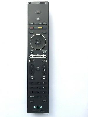 Philips Blu-ray disc player DVD SF-202 BDP9700 BDP7600/3300/5300 Remote Control