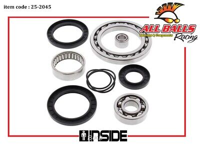 25-2045 Kit Cuscinetti E Paraoli Differenziale Post. Cf-Moto Z Force Z6 600 2013