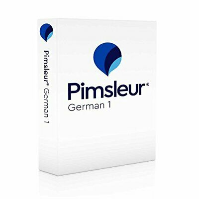 Pimsleur German, Level 1: Learn to Speak and Understand German With Pimsleur Lan
