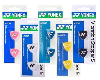 Yonex Vibration Stopper (AC165EX) Shock Absorber Dampeners - Pack of 2