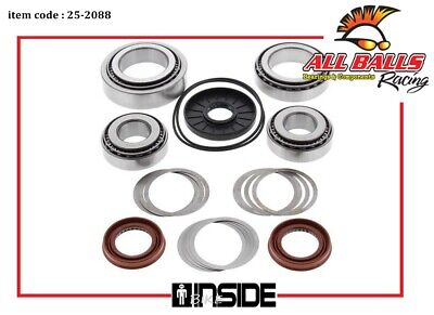 25-2088 Kit Cuscinetti E Paraoli Differenziale Post. Polaris Rzr 800 2011 > 2014