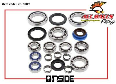 25-2089 Kit Cuscinetti E Paraoli Differenziale Post. Polaris Sportsman 450 2006