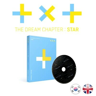 [NEW + SEALED!]  TXT Tomorrow x Together Debut STAR Dream Chapter BigHit BTS UK