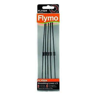 Flymo FLY024 Shred Lines (Pack of 5) For  Garden Vacs