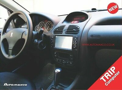 UNAVAILABLE- Peugeot 206 Touch screen ‎GPS Navigation Bluetooth USB  DVD  ‎