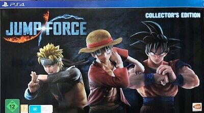 Sony Playstation 4 Jump Force Collector's Edition Special Pal Italiano Nuovo Sig