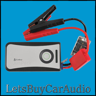 Cobra Cpp-8000 Jump Pack To Jump Start Your Car And Charge You Phone