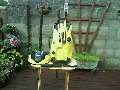 Karcher k4 premium full control pressure washer + t350 patio cleaner never used