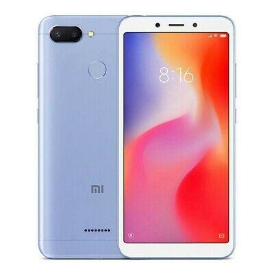 Xiaomi Redmi 6 Versión Global Azul 3GB/32GB