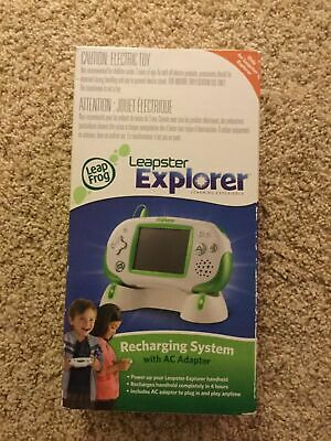 LeapFrog Leapster Explorer Recharging System with AC adapter