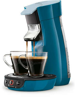 PHILIPS SENSEO Viva Café HD6563/71 Machine à dosettes Cafetière bleue