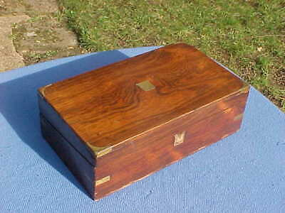 Victorian Rosewood Writing Slope